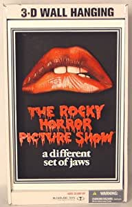 McFarlane Toys - 3-D Movie Poster - THE ROCKY HORROR PICTURE SHOW [Toy]