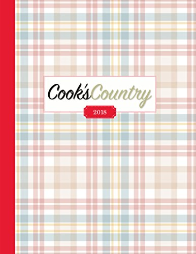 Cook's Country Magazine 2018