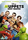 Muppets Most Wanted [Internacional] [DVD]