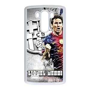 LG G3 Phone Case for Lionel Messi pattern design