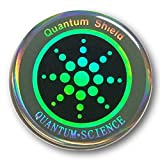 Anti Radiation Quantum Shield Sticker EMF Blocker Protection from Mobile Phones and Electronic Devices WiFi (1piece)