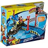 Fisher-Price Disney Mickey & the Roadster Racers Speed N' Spill Raceway