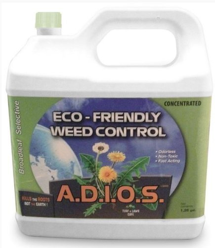 A.D.I.O.S. Weed Control Concentrated, 1.14 Gallon
