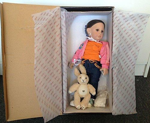 A & MIMZY Rabbit Tonner 18 inch Dressed Doll NEW in BOX (Effanbee Vinyl Doll)