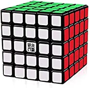 Cubo Mágico Profissional 5x5x5 YJ Yuchuang Preto - Cubo Store