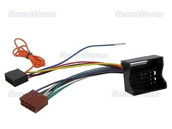 Astounding Citroen C3 4 5 Peugeot 207 407 Amazon Co Uk Electronics Wiring 101 Mentrastrewellnesstrialsorg