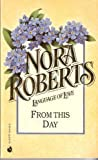 From This Day, Nora Roberts, 0373510144
