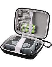 Funda compatible con Carson MicroBrite Plus 60x-120x MM-300 / 20x-60x MM-450 / 20x MM-280 Power LED Pocket Microscopio con iluminación, solo caja