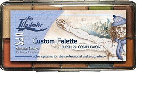 PPI Skin Illustrator CUSTOM PALETTE VFS Flesh and