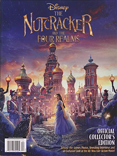 Disney The Nutcracker And The Four Realms Magazine 2018
