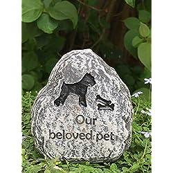 Fairy Garden & DollHouse Build a Fairy Garden Miniature Fairy Garden Accessories ~ PET Memorial Beloved Dog Stone Sign Ideas for Everyone