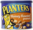 Planters Honey Roasted Peanuts, 12-Ounce Packages (Pack of 12)