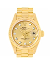 Rolex President automatic-self-wind womens Watch 69178 (Certified Pre-owned)