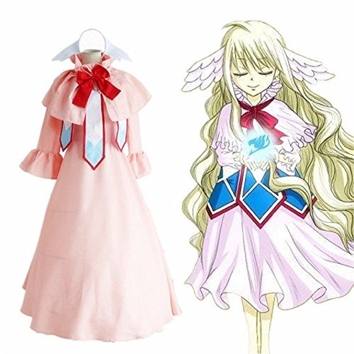 Smile (Fairy Tail Characters Fancy Dress)