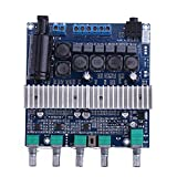 POTENCO TPA3116 2.1 Channel 12V 100W+50W+50W Audio Speaker HiFi Digital Amplifier Board