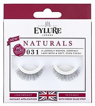 3af645d361d Eylure Pre-Glued Naturals #031 False Eyelashes: Amazon.co.uk: Beauty