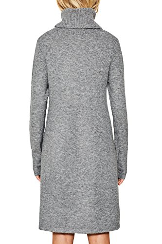 5 ESPRIT Grey Vestito 034 Grigio Donna SrqqI7wAg