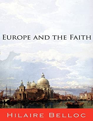 book cover of Europe and The Faith