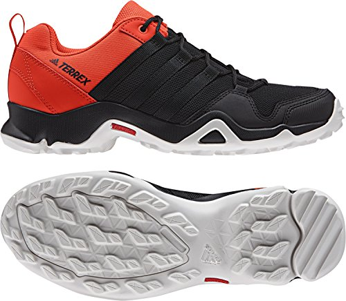 Adidas Outdoor Heren Terrex Ax2r Schoen Zwart / Zwart / Energie