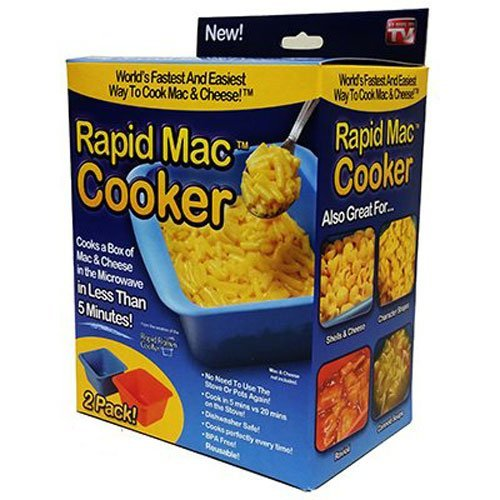 Rapid Ramen Mac Cheese Cooker