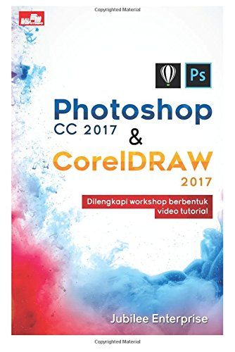 Price comparison product image Photoshop CC 2107 & CorelDRAW 2017 (Indonesian Edition)