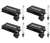 Cheap (4) NANOLUX 1000W Xtreme Dimmable Digital Grow Light Ballasts + Bulbs | NN1000D