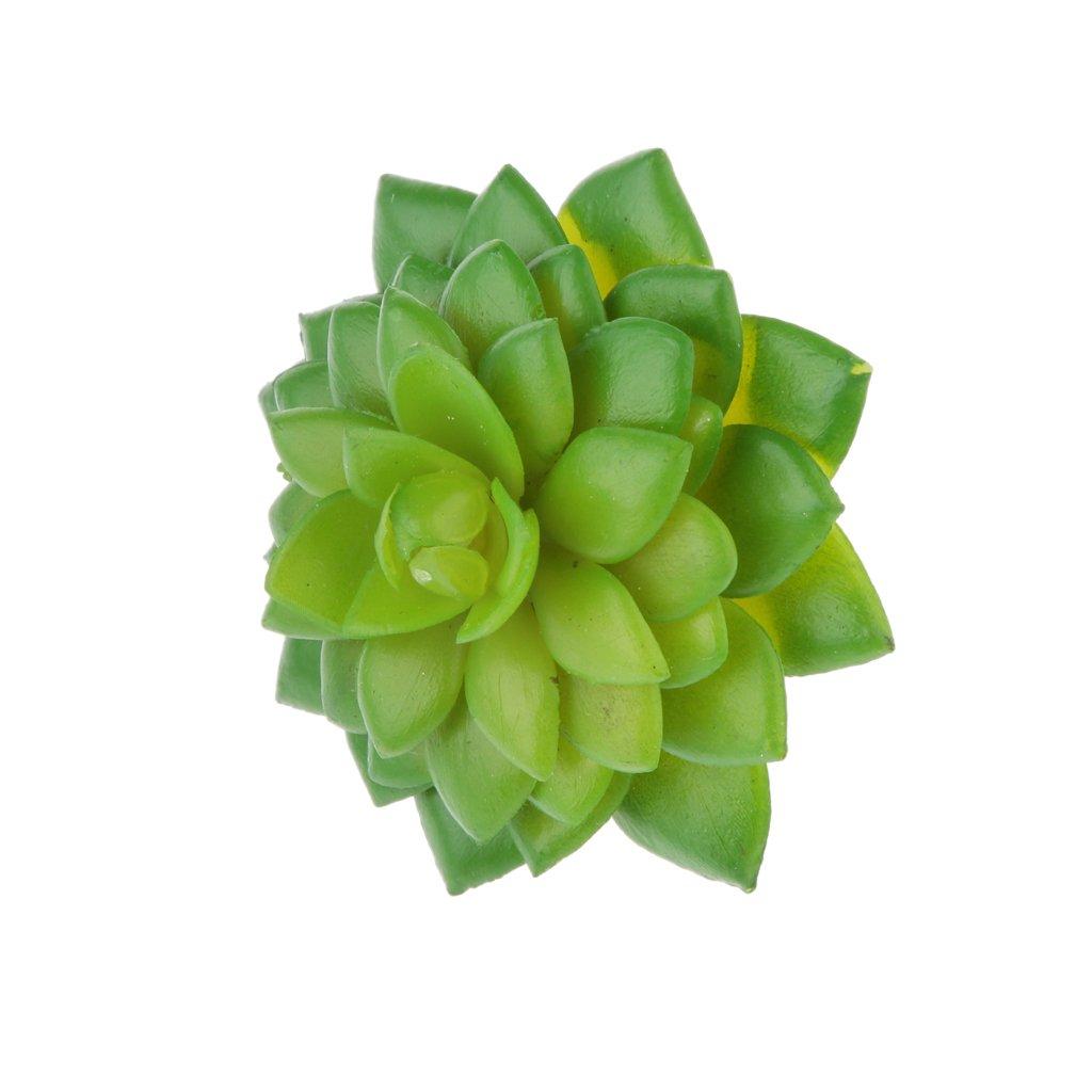 Alocasia Artificielle Plante Succulente Fleur Plante Vert