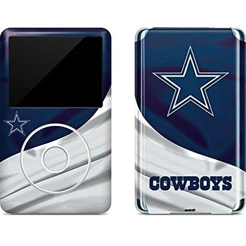 NFL Dallas Cowboys iPod Classic (6th Gen) 80 & 160GB Skin - Dallas Cowboys Vinyl Decal Skin For Your iPod Classic (6th Gen) 80& 160GB
