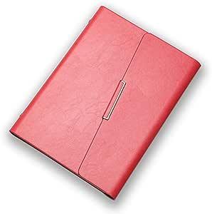 Hojas Sueltas De Negocios Bloc De Notas Plegable Cuaderno
