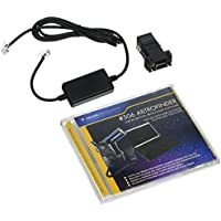 Meade 04513 No.506 Cable Connector Kit with Software for No.494 AutoStar Equipped Models (Black)