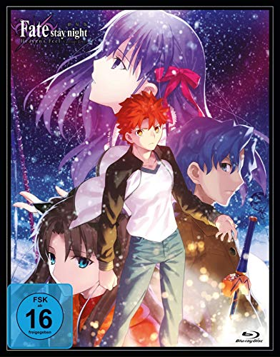 Fate/Stay Night Heaven's Feel I. Presage Flower. Limited Edition (mit Soundtrack und Artbook)