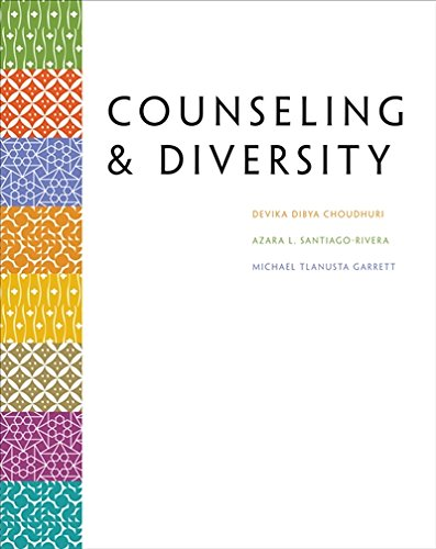Counseling & Diversity (Counseling Diverse Populations)