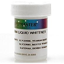 Chefmaster Gel Food Color, 1-Ounce, Whitener