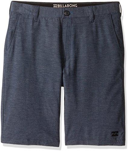 - Billabong Boys' Big Hybrid Shorts, Navy, 26
