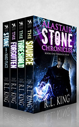 Alastair Stone Chronicles Box Set: Alastair Stone Chronicles, Books 1 through 4 (The Alastair Stone - Palo Stanford Alto