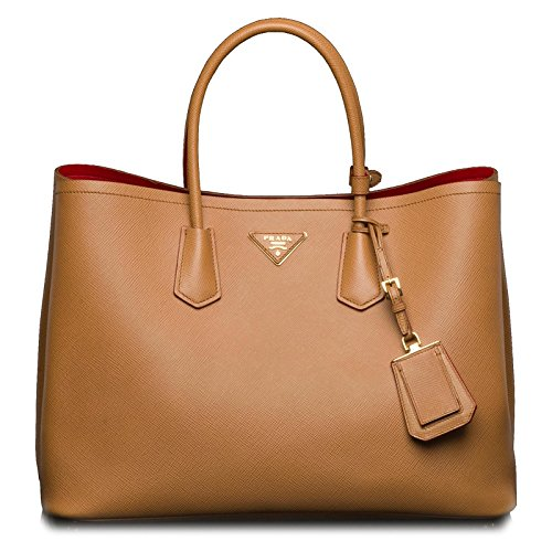 Awesome Prada Women Saffiano Leather Tote | All Handbag Fashion