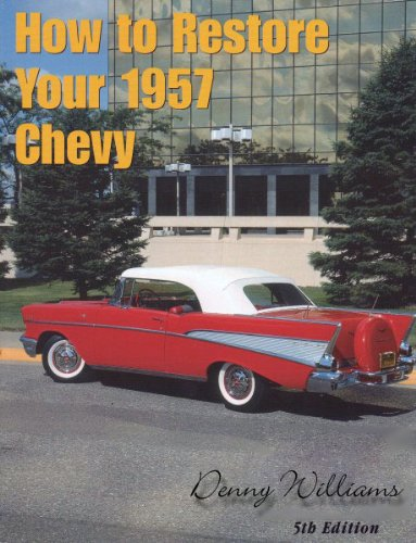 How to restore your 1957 Chevy