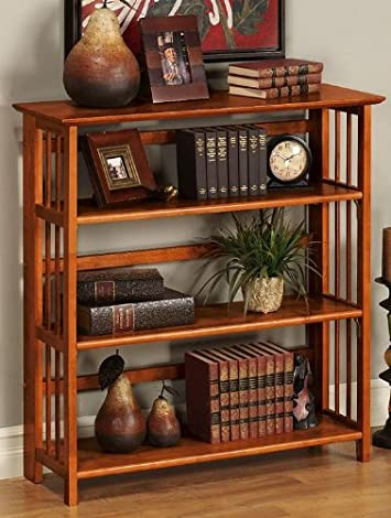 Mantel Top For Folding and stacking Bookcase, 37.5 W, NATURAL