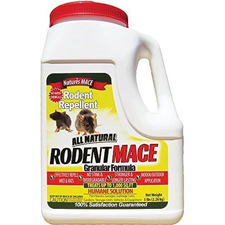 Mice Repellent Granular Shaker 5lb