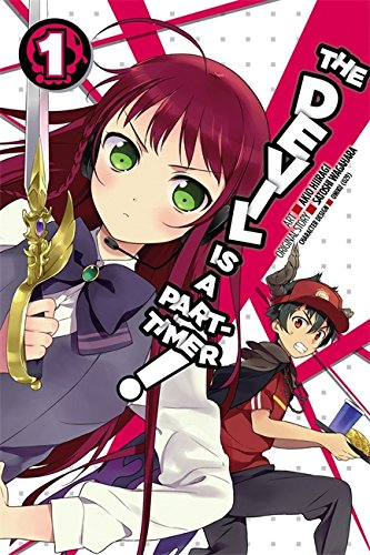 The Devil is a Part-Timer! by Satoshi Wagahara