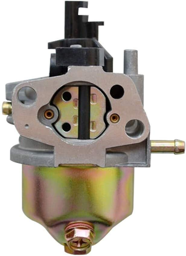 XuCesfs - Carburador compatible con Honda GX120 GX160 GX168 GX200 5.5HP 6.5HP + junta de tubo de combustible