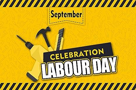 Amazon Com Baocicco September Labor Day Celebration Yellow