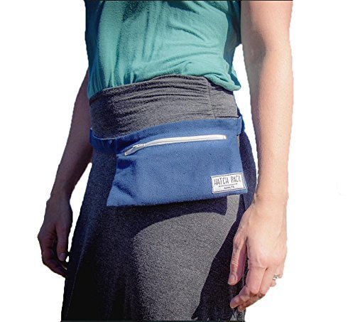 Hatch Pack - Minimal Fanny Pack - Navy