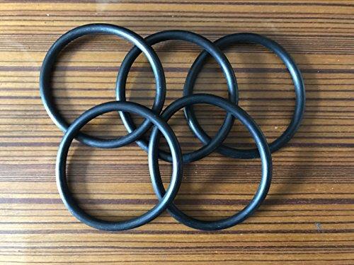 Bottle Cutter Rubber Bands, 6 Packs Rubber Rings for GOTITENI Glass Bottle - Fixing Broken Glasses