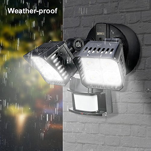 Security Flood Lights