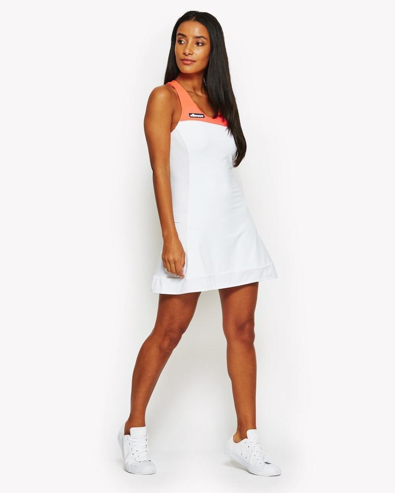 Ellesse Scw04561 Vestido de Tenis Mujer