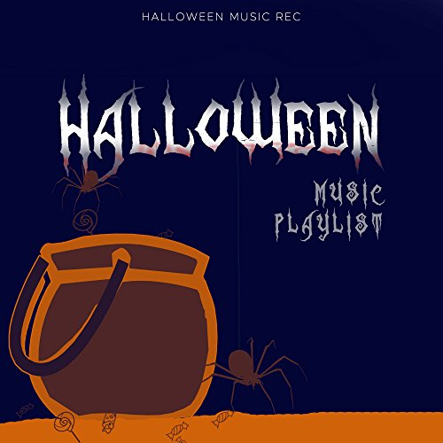 Halloween Music Playlist - Spooky Sounds for your Perfect Haunted House -