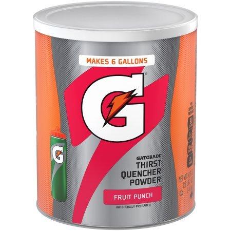 Gatorade Thirst Quencher Powder, Fruit Punch, 50.9 Ounce