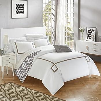 Excellent Amazon.com: MARCOPOLO 100% Egyptian Cotton Luxury Hotel Bedding  PM08