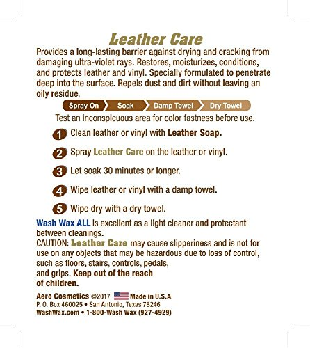 Buy leather treatment